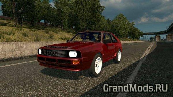 AUDI S1 QUATTRO 1984 V1.0 [ETS2]