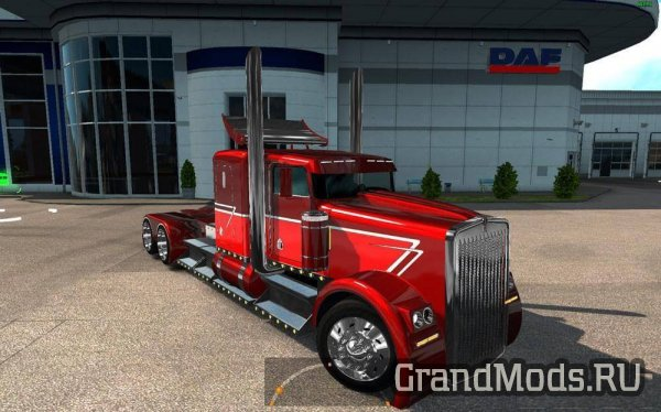 Kenworth Phantom 1.0r [ATS/ETS2]