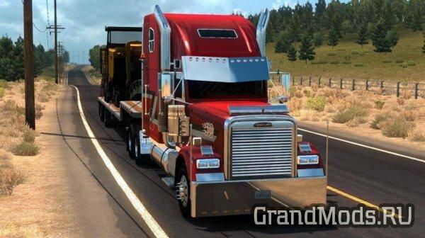 Freightliner Classic XL v4.7.0 [ATS]