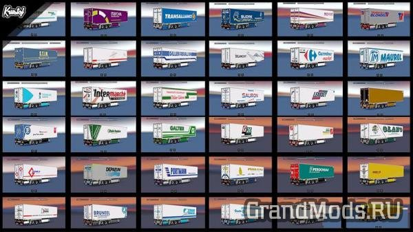KRIISTOF FULL FR FOR CHEREAU v2.1 [ETS2]