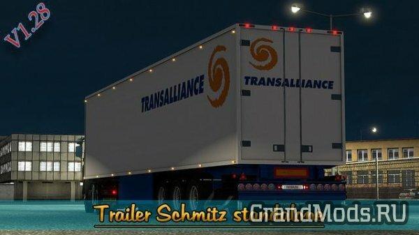 Schmitz Trailer Standalone 1.28 [ETS2]