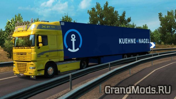 Reworked Kogel trailer V1 1.28 [ETS2]