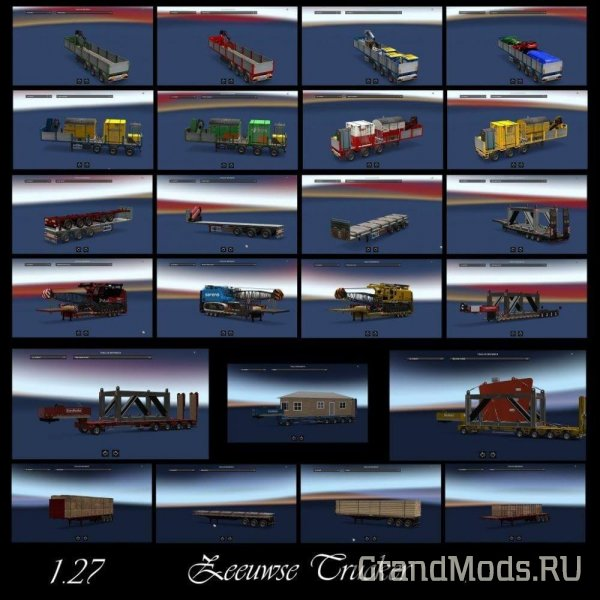 TRAILER PACK BY ZEEUWSE TRUCKER [ETS2]