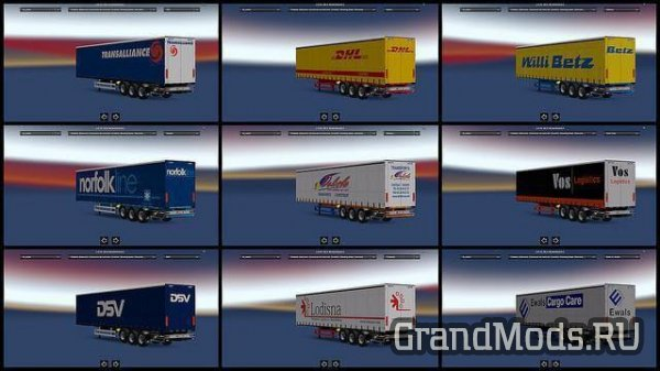 Reworked Narko Trailer  v1.0 [ETS2]