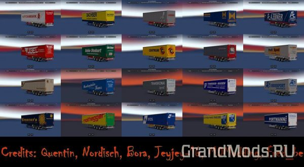 TRAILER PACK NARKO 1.28.XS [ETS2]