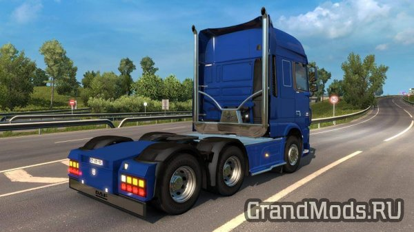 Вышел DAF Tuning Pack!
