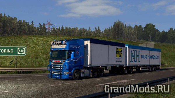 Kraker Walkingfloor Pack v1.8 by Kast [ETS2]