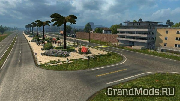 EAA Map Normal v5.0.3 [ETS2]