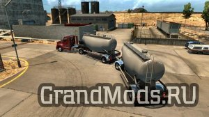 Cement Doubles Trailers v1.0 [ATS]