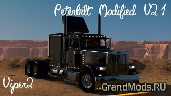 MODIFIED PETERBILT 389 V2.1 [ATS]