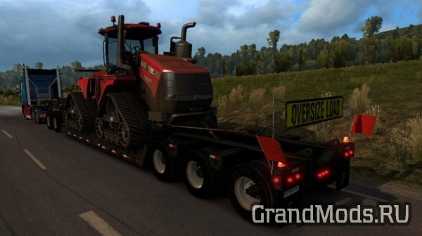 ATS Heavy Cargo in ETS 2 v 1.3 [ETS2]