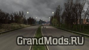 Mild Winter Weather Mod v2.8 [ETS2]