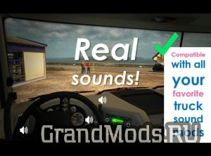 Sound Fixes Pack v19.3 [ATS+ETS2]