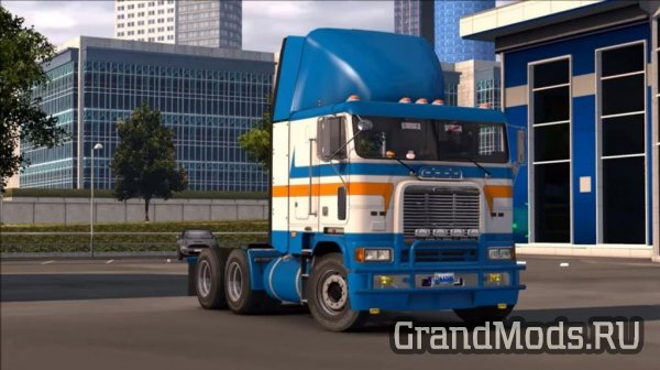 Freightliner FLB edited by Harven v2.0 [ETS2]