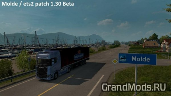 North Map v 1.3 [ETS2]
