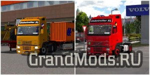 Volvo FH12 v1.10 by Taina95 [ETS2]
