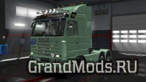 Scania 3 Series Rework v1.0 [ETS2]