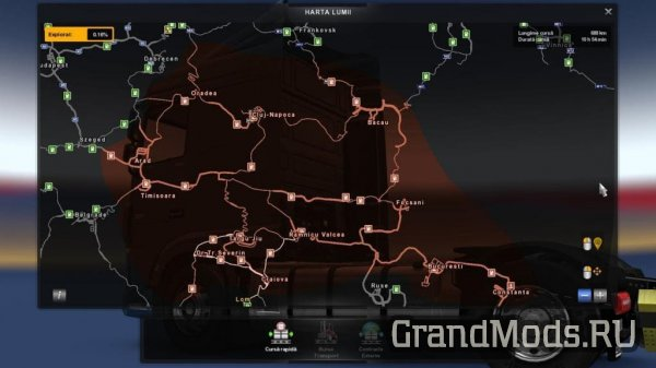 Europe Extended Edition Map v 1.1 [ETS2]