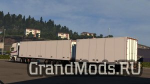 Ekeri trailers by Kast v2.0.5 [ETS2]