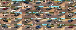 AI Traffic Pack v 5.1 [ATS]