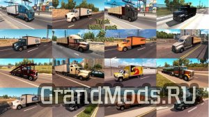 Truck Traffic Pack v2.6.2 [ATS]