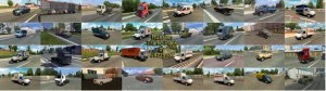 Russian Traffic Pack v3.1 [ETS2]