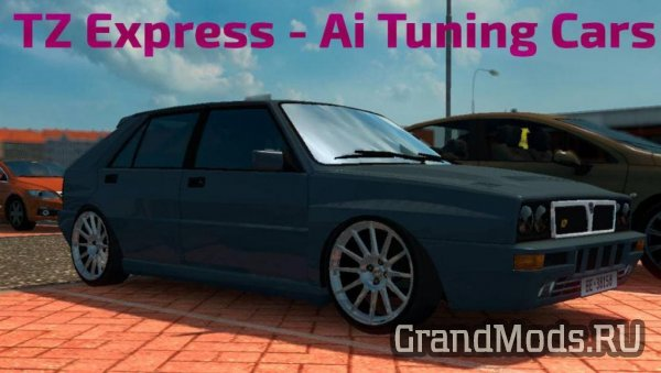 TZ Express - Ai Tuning Cars [ETS2]