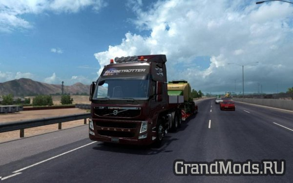 Volvo FM for ATS [ATS]
