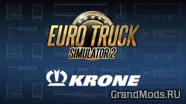 Скоро релиз прицепов Krone в ETS2