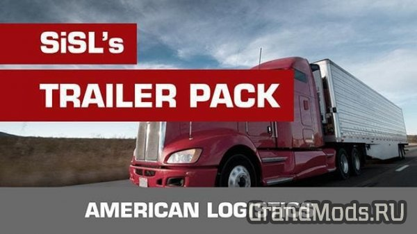SiSL's Trailer Pack USA [ATS]
