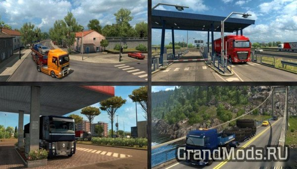 Improved Environment [ETS2]