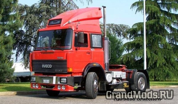 Iveco 190-38 Special - Edit by Ekualizer v2.0 [ETS2]