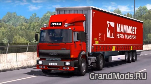 Iveco 198-38 Special v 1.4 [ETS2]