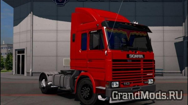 SCANIA 113H [ETS2]
