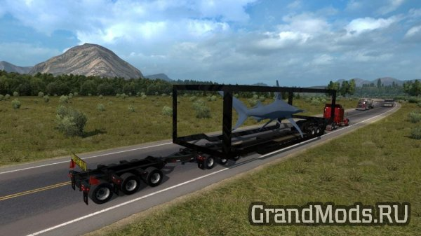 Special Transport для American Truck Simulator