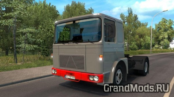 ROMAN Diesel v1.0 by MADster [ETS2]