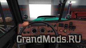 Freightliner FLD v2.0 by oddfellow [ATS+ETS2]