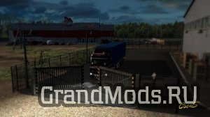 Animated gates in companies v3.5 [ETS2]