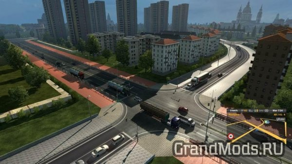 ROMANIA EXTENDED MAP V1.8 [ETS2]