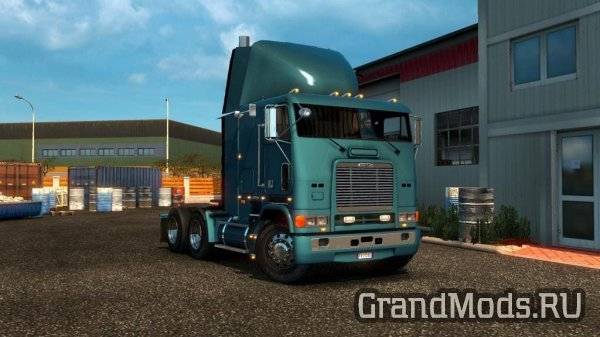 Freightliner FLB v2.0.9 Edit by Harven [ETS2]