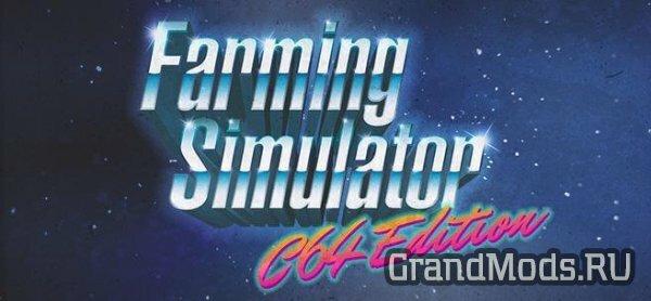 Farming Simulator - C64 Edition первый ролик!