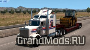 GTM Team Kenworth W900B [ATS]