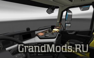Volvo FH & FH16 2012 Reworked v 3.1.4 [ETS2]