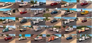 Mexican Traffic Pack v 1.7 [ATS]