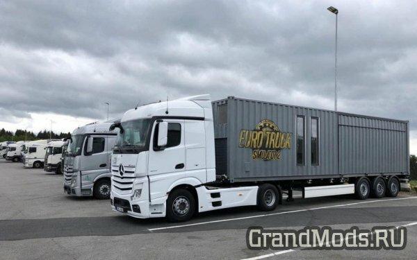 Фестиваль грузовиков в Питерборо