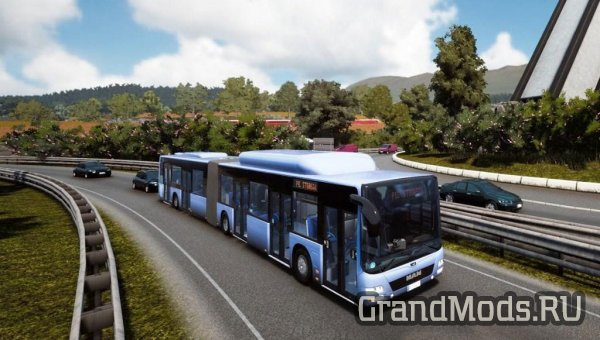 Автобус MAN Lion´s City CNG для BS18