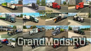 American Truck Traffic Pack v1.7  [ETS2]