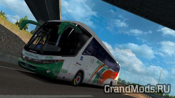 Bus Marcopolo G7 1200 v3.5 [ETS2]
