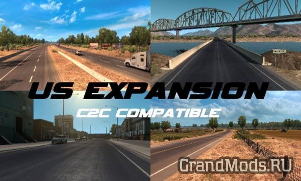 US Expansion V2.3.1 [ATS]