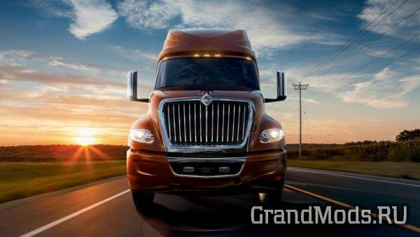 В ATS скоро появятся грузовики - International